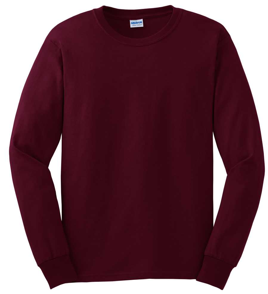 AMP Styles | G240 Gildan 6.1 oz. Ultra Cotton® Long-Sleeve T-Shirt