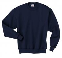 4662 Jerzees 9.5 oz. Super Sweats® 50/50 Fleece Crew