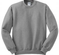 562 Jerzees 8 oz. NuBlend® 50/50 Fleece Crew