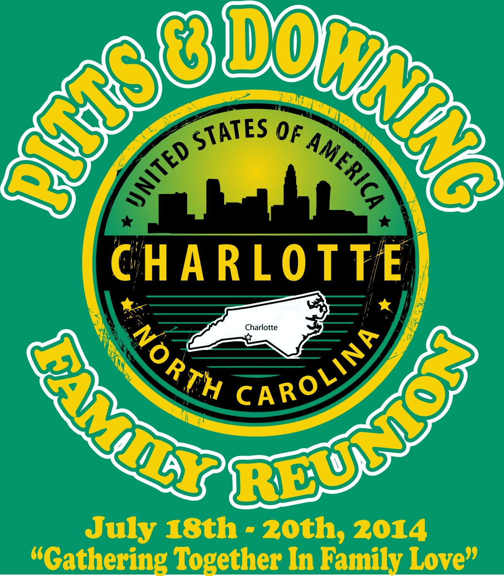 Pitts & Downing Reunion 2014